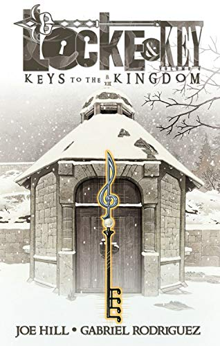 Locke & Key Volume 4: Keys to the Kingdom