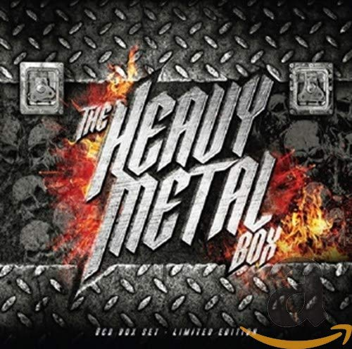 Heavy Metal Box / Various