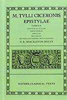 Epistulae: Ad Atticum : Pars Posterior Libri Books IX-XVI (Oxford Classical Texts)