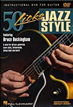 50 Licks Jazz Style [Internacional]