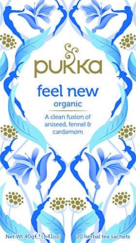 Pukka Herbs Detox Tea 20 Sachet (order 4 for trade outer)