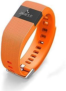 SmartBand Fit Bit jw83|hr pulsera Seguimiento pulso y actividad fisica. (negro)