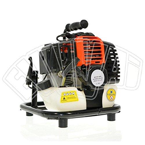 MOTOPOMPA PER LIQUIDI 1,5 HP/POMPA A SCOPPIO/ACQUA/AUTOADESCANTE