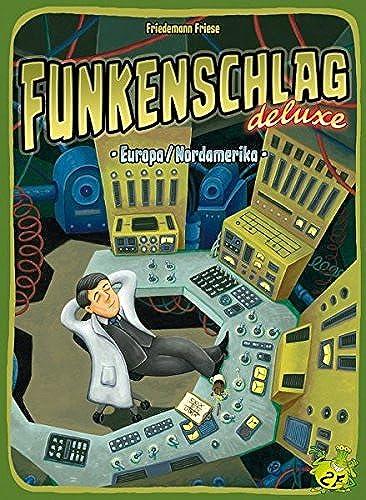ofreciendo 100% Funkenschlag Funkenschlag Funkenschlag Deluxe - Europa   Nordamerika [Importación alemana]  mejor vendido