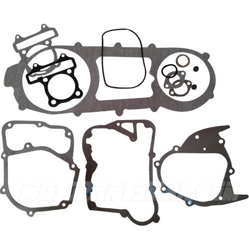 A Set of Complete Gasket Fits for GY6 150cc Moped, Scooters, ATVs, Go Karts Quad 4 Wheeler Dune Buggy Sandrail