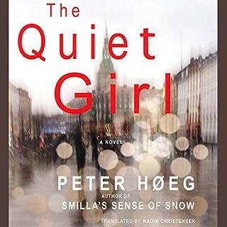 The Quiet Girl audiobook cover art