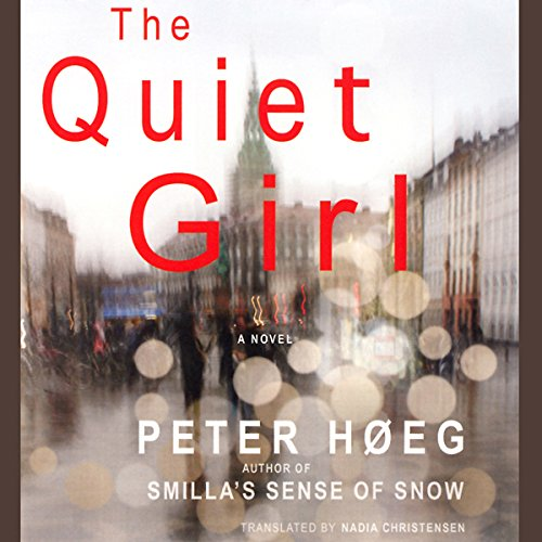The Quiet Girl audiobook cover art