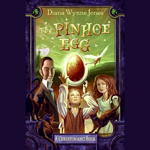 The Pinhoe Egg cover art