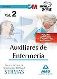Auxiliares de Enfermería, Servicio de Salud de la Comunidad de Madrid. Temario