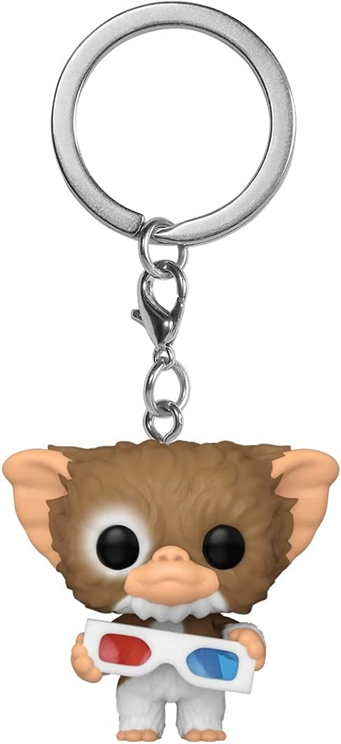 Funko POP Keychain: Gremlins - Gizmo with 3D Glasses, Multicolor (49883)