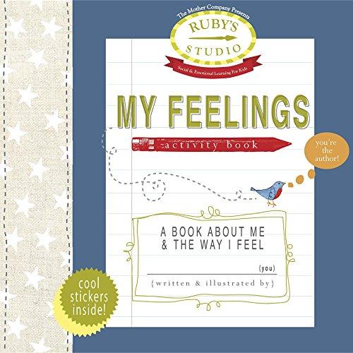 My Feelings Activity Book (Ruby's Studio)