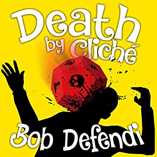 Death by Cliché audiobook cover art
