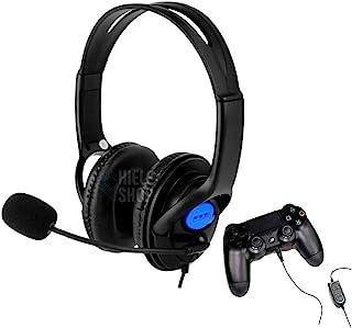 Fone de Ouvido Headset Gamer para PS4 Celular computador P2 Knup 352 com Microfone