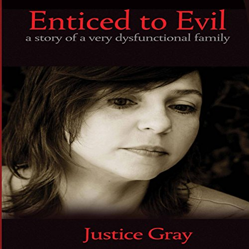 Enticed to Evil audiobook cover art