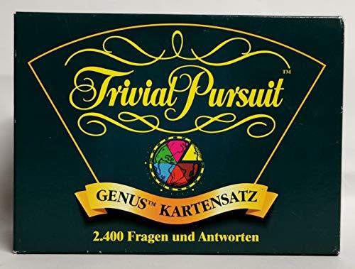 Trivial Pursuit - Genus, Kartensatz mit 2400 Fragen