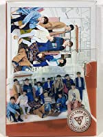 SEVENTEEN セブンティーン セブチ グッズ / プラケース入り ポストカード 16枚セット - Post Card 16sheets (is included in a Plastic Case) [TradePlace K-POP 韓国製]
