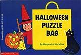 Halloween Puzzle Bag