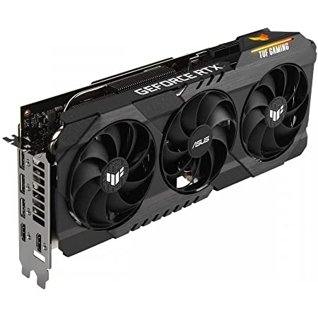 ASUSTek GeForceRTX 3080 搭載 V2 OC Edition 10GB GDDR6X TUF-RTX3080-O10G-V2-GAMING