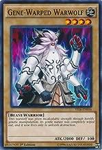 Yu-Gi-Oh! - Gene-Warped Warwolf (YS16-EN016) - Starter Deck: Yuya - 1st Edition - Common