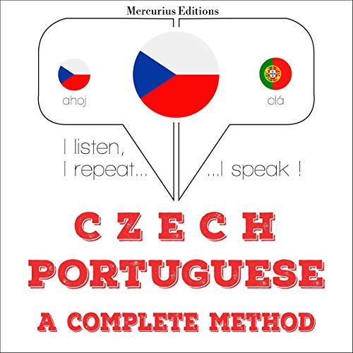Czech - Portuguese. A complete method cover art