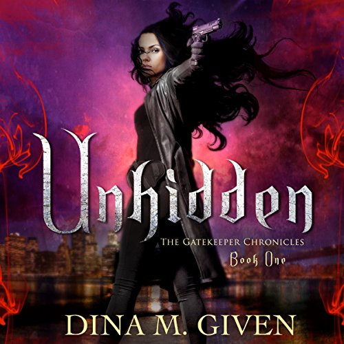 Unhidden audiobook cover art