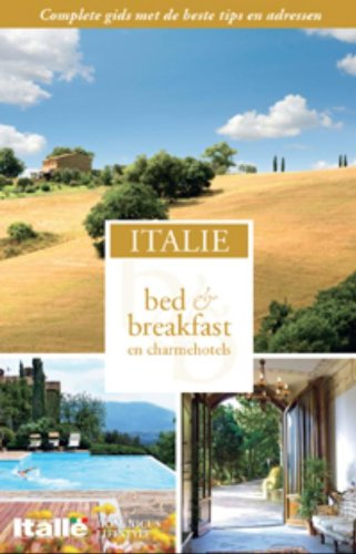 Bed & Breakfast Italië