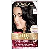 Best Box Hair Colors - L'Oreal Paris Excellence Creme Permanent Hair Color, 1 Review