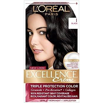 Best loreal hair color black Reviews
