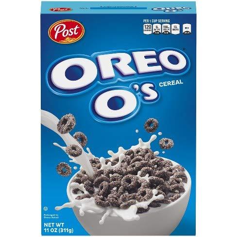 Post Cereales de desayuno Oreo O's, 11 oz