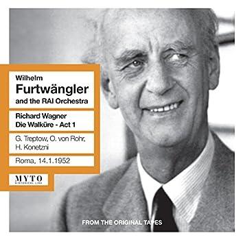 Wagner: Die Walküre, Act I (Live)