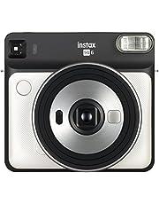 Fujifilm Instax Square SQ6 Pearl White Instant Film Camera