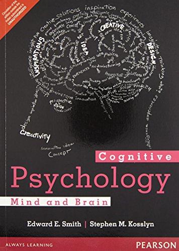 Cognitive Psychology: Mind and Brain