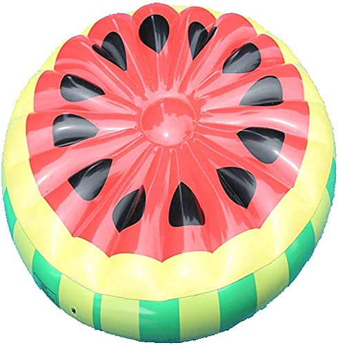 QHWJ Wasser aufblasbare schwimmende Reihe, aufblasbare Pool Float Ball Wassermelone schwimmende Reihe schwimmende Bett PVC Material Wasser Spiel Party