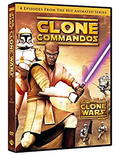 Star Wars: Clone Wars - Clone Commandos [DVD] [2009] (B0027UY872) | Amazon price tracker / tracking, Amazon price history charts, Amazon price watches, Amazon price drop alerts
