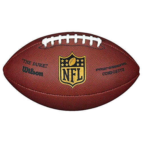Wilson NFL Duke Replica Football, Farbe:000 -