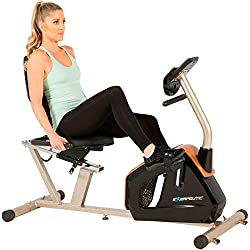 Recumbent Exercise Bike To Suit People 6' 6 ""