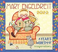 Mary Engelbreit's 2022 Deluxe Wall Calendar: A Year's Worth of Inspiration