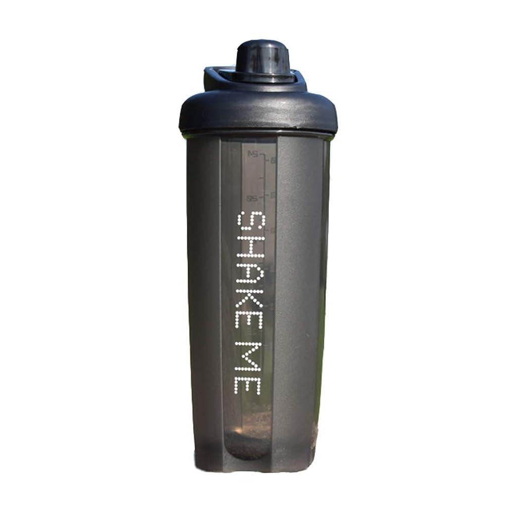 谷微視的パーセントGOIOD ブレンダーボトル ミキサー シェーカー ボトル Classic (500-700ml) ブラック