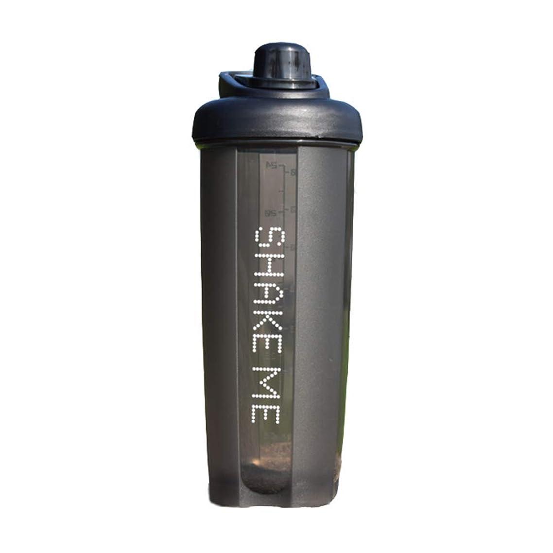 ハリウッド革命乱れGOIOD ブレンダーボトル ミキサー シェーカー ボトル Classic (500-700ml) ブラック