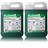TheChemicalHut Floorit Streak Free Floor Cleaner (10L) - Comes With TCH Anti-Bacterial Pen!