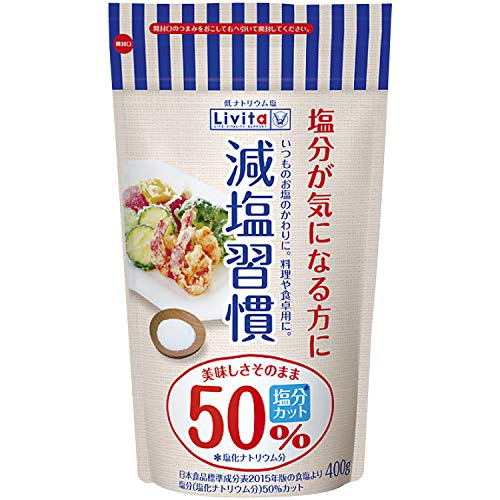 大正製薬 減塩習慣 400g