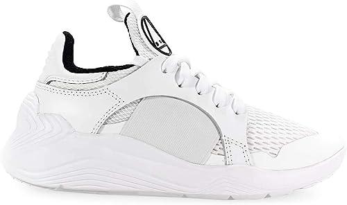 McQ Chaussures Femme paniers Gishiki Faible Faible Blanc by Alexander McQueen  prix de gros et qualité fiable