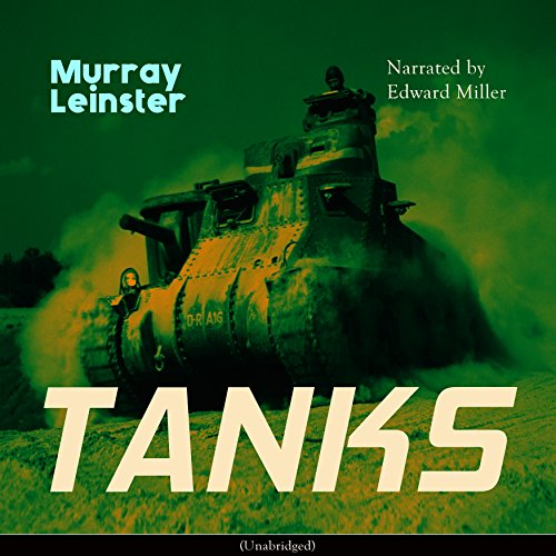 Tanks audiobook cover art
