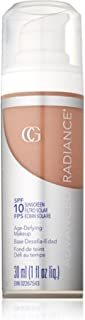 CoverGirl Advanced Radiance Age-Defying Makeup, Creamy Beige [150], 1 oz (Pack of 2)