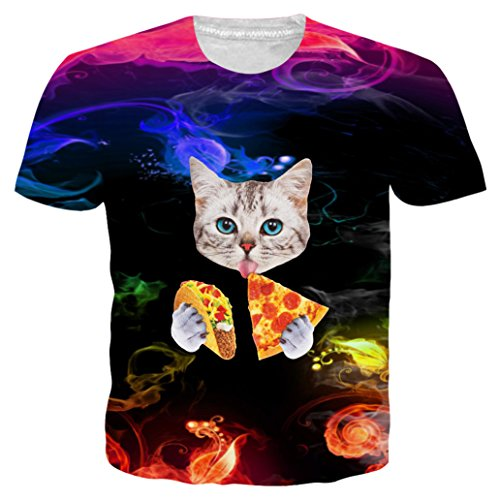 Alistyle Mens 3D Cat...