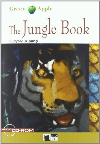 The jungle book. Con Audio Scaricabile [Lingua inglese]: The Jungle Book + audio CD/CD-ROM