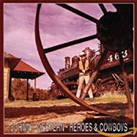 HEROES AND COWBOYS   3-CD & BOOK