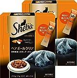シーバ (Sheba) キャットフード デュオプラス ヘアボールクリア 成猫用 200g×2個 (まとめ買い)