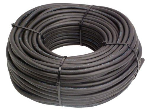 as - Schwabe 10053 Kabel - Leitung - 50m H07RN-F 5G16 schwarz, Gewerbe, Baustelle, IP44