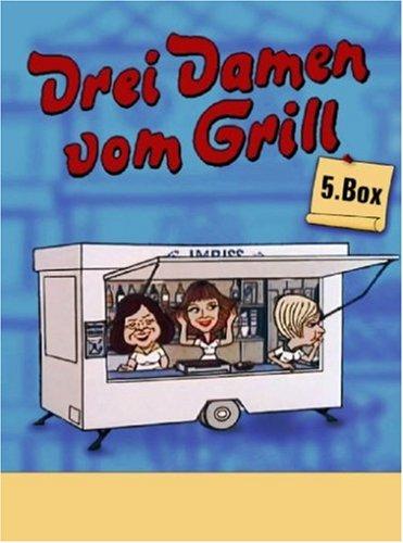Drei Damen vom Grill - Box 5 (6 DVDs)